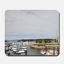 Nanaimo, Vancouver Island, British Colum Mousepad