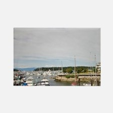 Nanaimo, Vancouver Island, Britis Rectangle Magnet
