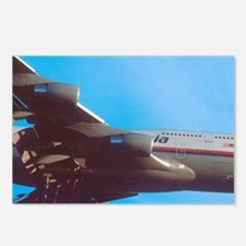 Air Malaysia Boeing 747 a Postcards (Package of 8)