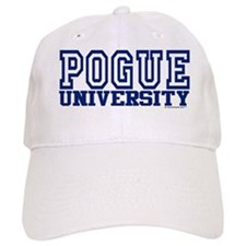 POGUE University Baseball Cap