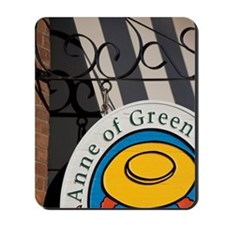 Charlottetown. The Anne of Green Gables  Mousepad