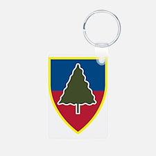 1st-Sqdn-91st-IR Keychains