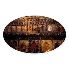 Ardenice. Monastery. Iconostasis in Decal