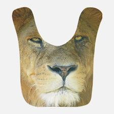 Lion square Bib