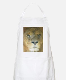 Lion square Apron