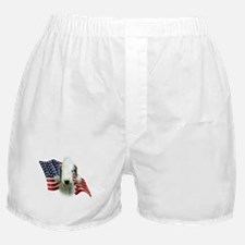 Bedlington Flag Boxer Shorts