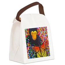 Escaping The Cocoon Canvas Lunch Bag