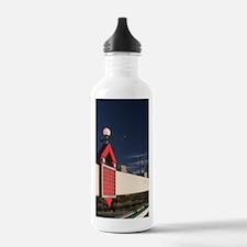 Pedestrian Bridge View Water Bottle