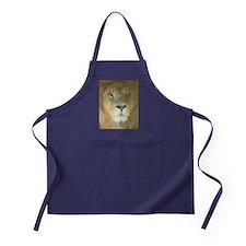 Lion pposter Apron (dark)