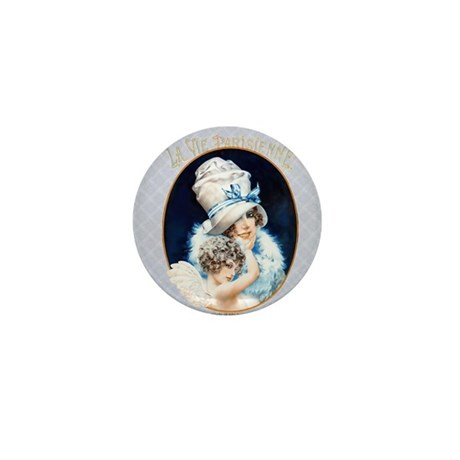 1 JAN LVP CVRS HEROUARD CupidLady Mini Button