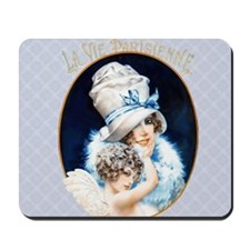 1 JAN LVP CVRS HEROUARD CupidLady Mousepad