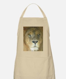 Lion journal Apron