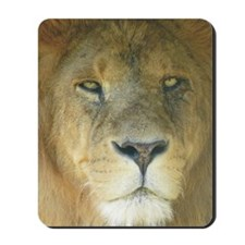 Lion journal Mousepad