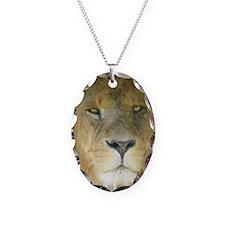 Lion journal Necklace