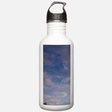 Canada, Banff, Bow Riv Water Bottle