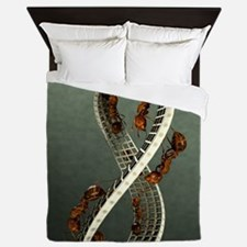 EscherLargeResized Queen Duvet