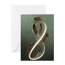 EscherLargeResized Greeting Card