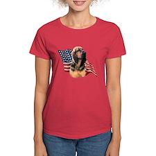 Bloodhound Flag Tee