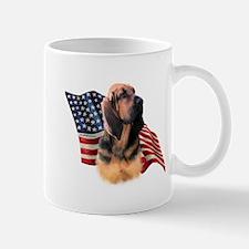 Bloodhound Flag Mug
