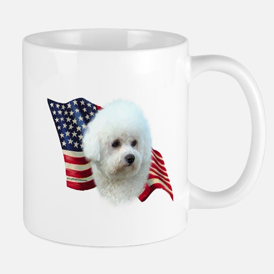 Bichon Flag Mug