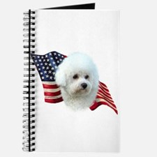 Bichon Flag Journal