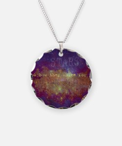 Look At The Stars Look T-shi Necklace