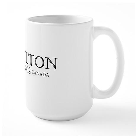 Knowlton Quebec Large Mug