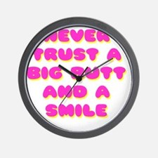 never trust Wall Clock