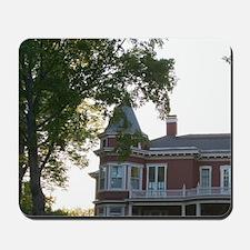 NA, Maine, Bangor. The house of writer,  Mousepad