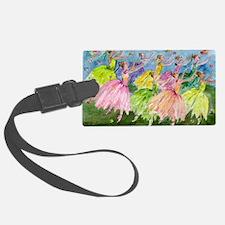 flowerdance1. Luggage Tag