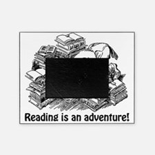 Knowledge 7 Reading is an Adventurel Picture Frame