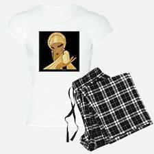 1 JAN V VOGUE GoldLadyBird Pajamas