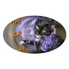 Witch kitty Decal