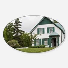 Cavendish. Anne of Green Gables hou Decal