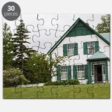 Cavendish. Anne of Green Gables housesh. An Puzzle