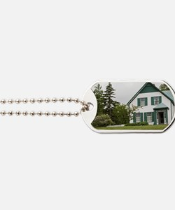 Cavendish. Anne of Green Gables housesh.  Dog Tags