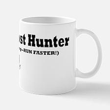 Ghost Hunter Shirt - Run narrow copy Mug