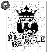 Regal Beagle Puzzle
