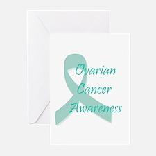 Ovarian Cancer Awareness Cards (Pack of 6)