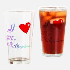 PhilippinesWXXX Drinking Glass
