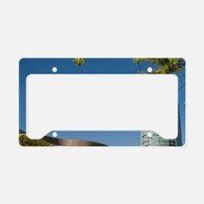 Burnaby, suburb of Vancouver, License Plate Holder