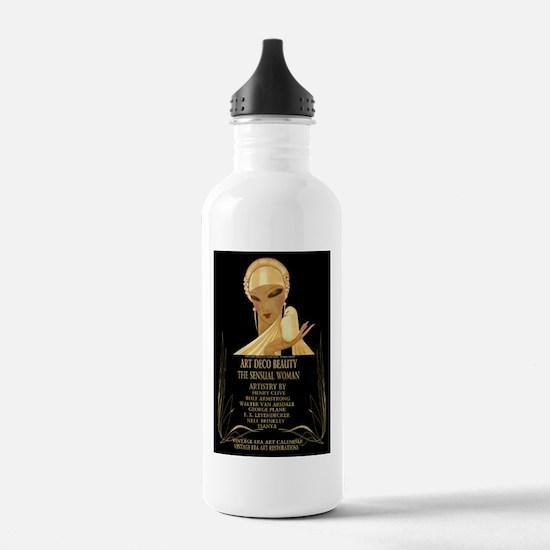1 A V VOG GoldLadyBird Water Bottle