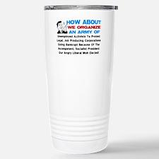 ANGRY Stainless Steel Travel Mug