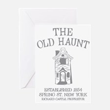 the_old_haunt2greyCP Greeting Card