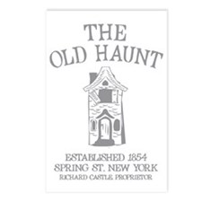 the_old_haunt2greyCP Postcards (Package of 8)