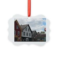 NA, Canada, New Brunswick. Town o Ornament