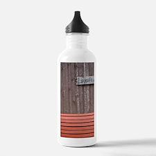 Covehead Bay. Liars' B Water Bottle