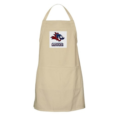 """Canadian Style"" Canucks Apron"