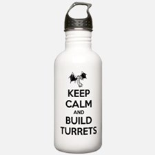 Keep Calm and Build Tu Water Bottle