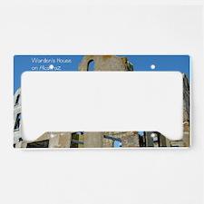 IMG_0314wardentext License Plate Holder
